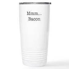 Mmm ... Bacon Travel Mug