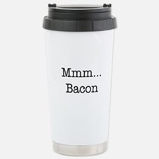 Mmm ... Bacon Travel Mug