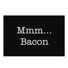 Mmm ... Bacon Postcards (Package of 8)