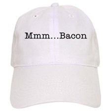 Mmm ... Bacon Baseball Cap