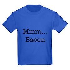 Mmm ... Bacon T