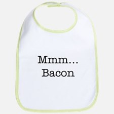 Mmm ... Bacon Bib
