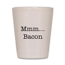 Mmm ... Bacon Shot Glass