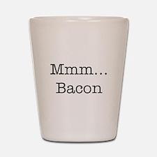 Mmm ... Bacon Shot Glass