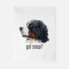 got snow.png Twin Duvet