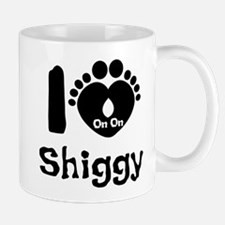 I Heart Shiggy Mug