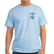 Alabama Freemason T-Shirt