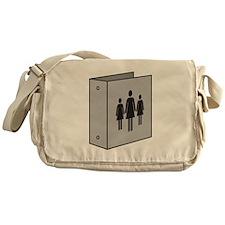 Binders Full of Women Messenger Bag