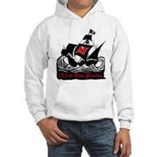 Red Tide Pirates Hoodie