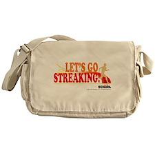 Streaking Messenger Bag