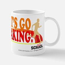 Streaking Mug