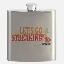 Streaking Flask