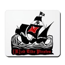 Red Tide Pirates Mousepad