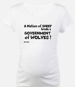 Government of Wolves Shirt