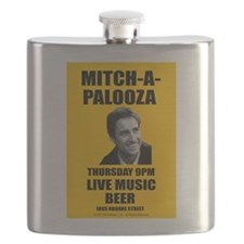 Mitch-A-Palooza Flask