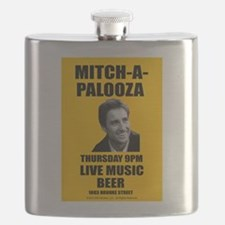 Mitch-A-Palooza Flask