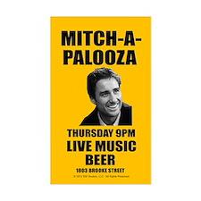 Mitch-A-Palooza Stickers