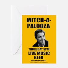 Mitch-A-Palooza Greeting Card