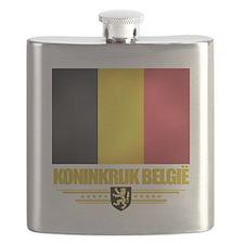 Belgium (Flag 10).png Flask