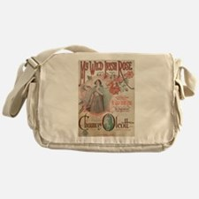 My Wild Irish Rose Messenger Bag