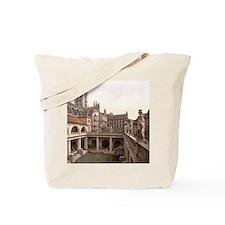 Roman Baths and Abbey Tote Bag