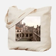 Roman Baths and Abbey Tote Bag