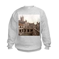Roman Baths and Abbey Jumpers