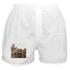 Roman Baths and Abbey Boxer Shorts