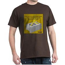 Cinder Block T-Shirt