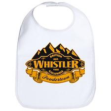 Whistler Mountain Emblem Bib