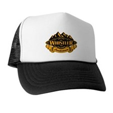 Whistler Mountain Emblem Trucker Hat