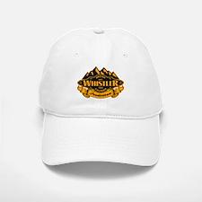 Whistler Mountain Emblem Baseball Baseball Cap