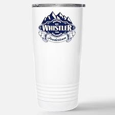 Whistler Mountain Emblem Travel Mug