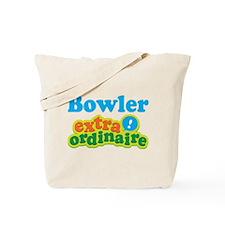 Bowler Extraordinaire Tote Bag