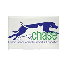 Chase Logo Rectangle Magnet