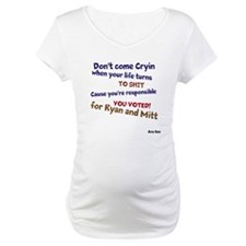 Dont Come Cryin Shirt