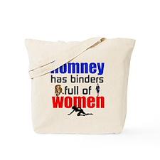 Binders full of women Tote Bag