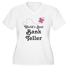 Bank Teller (Worlds Best) T-Shirt