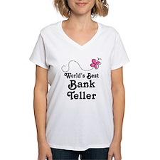 Bank Teller (Worlds Best) Shirt