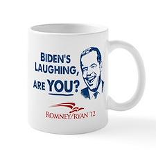 Smiley Biden Mug