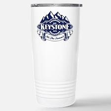 Keystone Mountain Emblem Stainless Steel Travel Mu