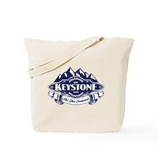 Keystone Mountain Emblem Tote Bag