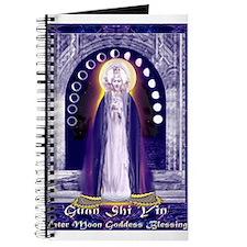 KUAN YIN WATER-MOON GODDESS BLESSINGS Journal