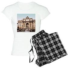 Fountain of Trevi pajamas