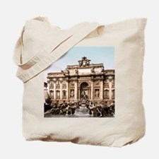 Fountain of Trevi Tote Bag