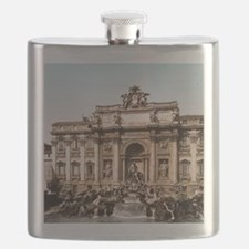 Fountain of Trevi Flask