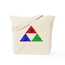 Three Virtues Tote Bag