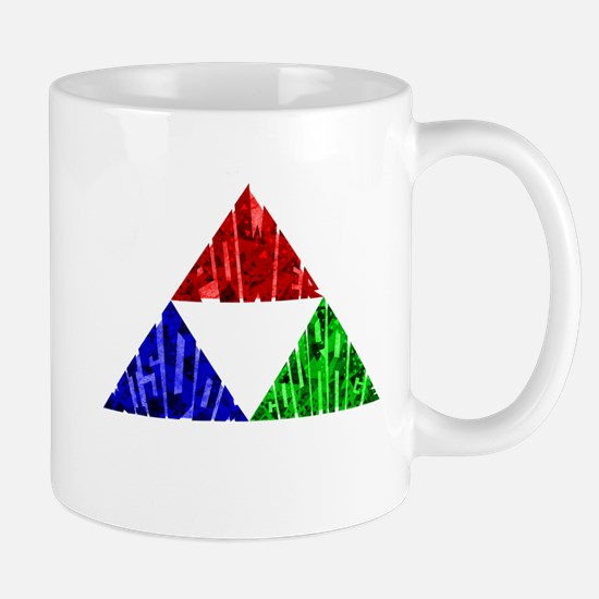 Three Virtues Mug