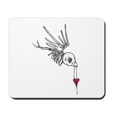 Skelebird Mousepad