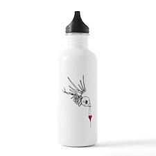 Skelebird Water Bottle